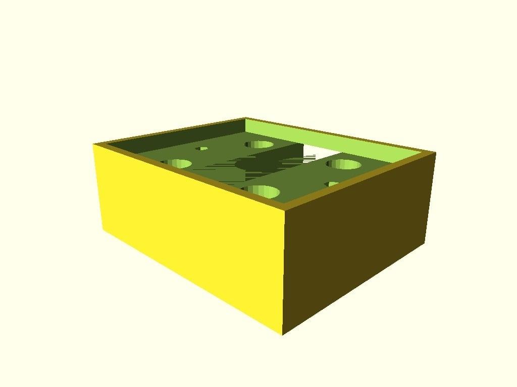 OtterVIS LGL spectrophotometer by esbenrossel - Thingiverse