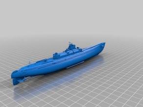 I-401 Submarine