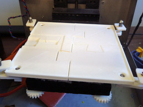 Solidoodle Silicone Bed Mounting Kit