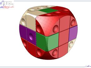 Puzzle dé