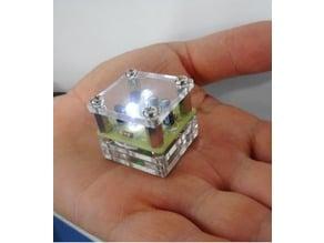 laser cut flipflop case