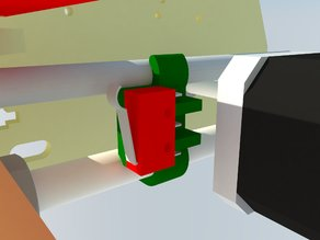 Mechanical Y-EndStop holder for Prusa i3