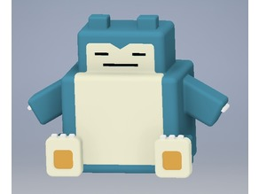 pokemonquest_Snorlax