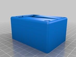Custom bin for X-wing minatures for HWK-290 ship