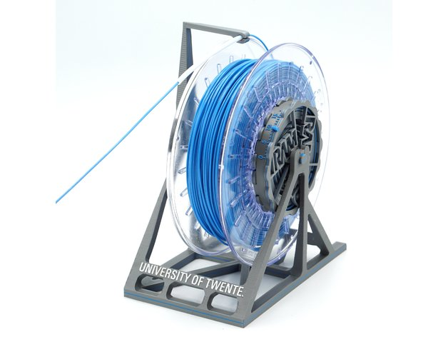 universal auto rewind spool holder by vincentgroenhuis thingiverse rh thingiverse com
