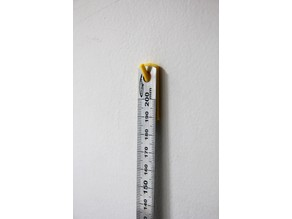 Steel Ruler Holder