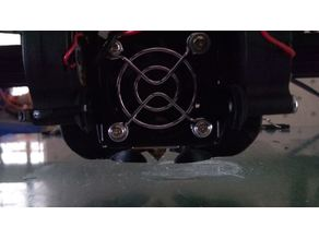 Tronxy X5s blower ducts (May fit Creality models too)