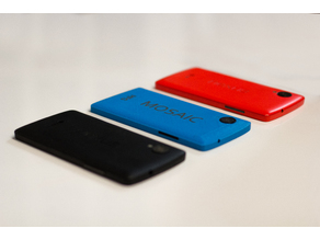 Multi-Color Mobile Phone (Nexus 5)