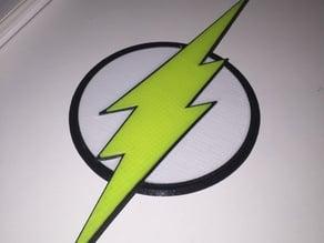 The Flash logo!