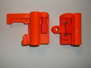 Z-axis anti backlash for Prusa i3