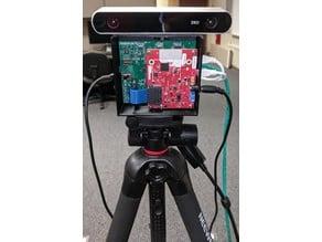 TI mmWave Radar IWR/AWR BOOST, DCA1000 and Camera Case/Mount