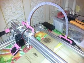 EleksMaker A3 Laser Engraver Cable Holders