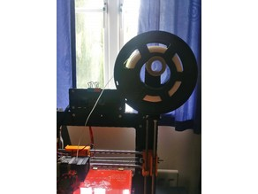 CTC i3 Top Mounted Spool Holder