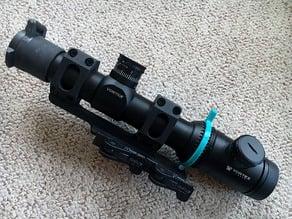 Vortex Viper PST 1-4x24 Riflescope Switchview Throw Lever
