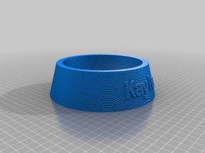 (3D Slash) pet_bowl_Kayla