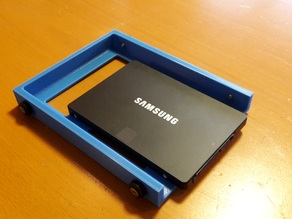 2.5 SSD to 3.5 HDD caddy adaptor