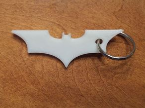 Dark Knight Keychain