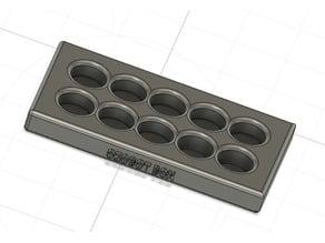 Boite pouvant contenir 10 ozobot - box can contain 10 ozobot