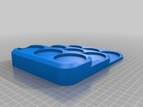 Amiibo Storage & Display Tray By Sand1