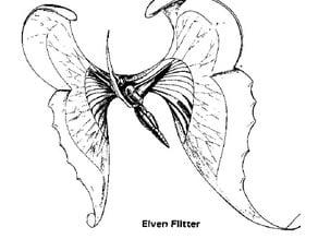 Elvish Flitter - Spelljammer - Experimental Prototype