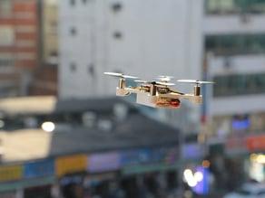 Micro Drone Quadcopter BeanCopter V2-V3