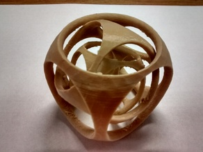 Gyroscope ball