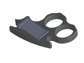 Money Clip: Knuckle Guard