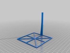 10x10x10 cm calibration test