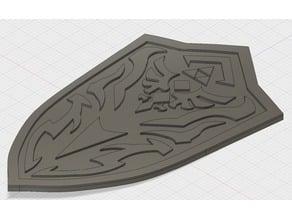 BotW Royal Guard's Shield