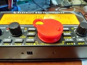 Elecraft KX2 tunning knob