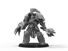 Chaos terminator with Huge shoulders
