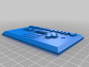 Nintendo Controller Light Plate
