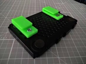 Raspberry Pi Case Clip (Wanhao Duplicator i3)