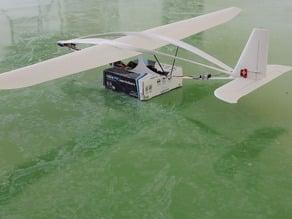 BARCELONA 3D PRINTED UAV