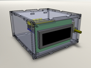 BrewPi Case 1.0