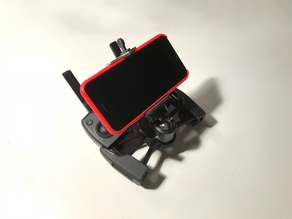 DJI Spark Controller Phone or Tablet Mount Adapter