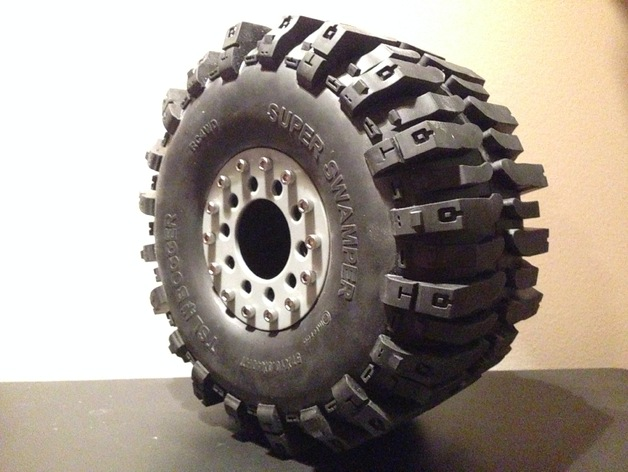 Super Rc Beadlock 40 Series Large By Magicstick Thingiverse