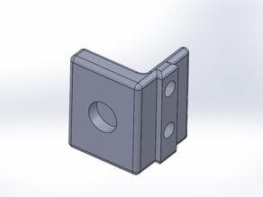 T-Slot Door Magnet Holder