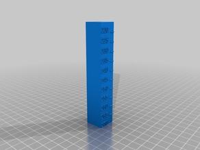 PETG Temperature Calibration Tower