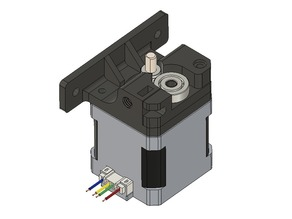 Bowden Extruder MK8 625ZZ for Anycubic Delta Kossel