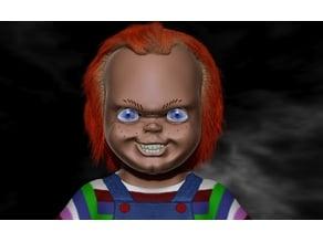 Chucky Bust