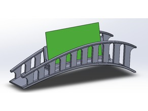 Bridge Business card holder