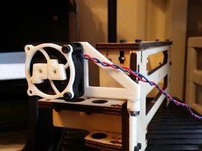 Printrbot Simple Extruder 40mm Fan