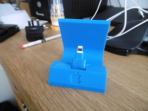 iPhone 5 dock for thick cases