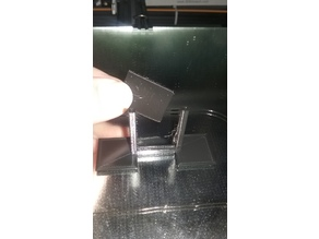 BraceTest - Testing gap widths for modeled supports and braces