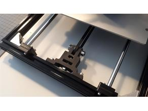 HICTOP 3DP-17 ATHORBOT A01 Prusa i3-Clone 20x20-ITEM-Frame Y-Axis Belt Tensioner