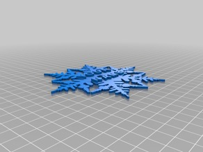 Download Snowflake Ornament
