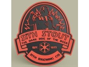 StarWars - Sith Stout - Darth Vader