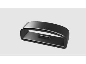 Fitbit Charge band retainer