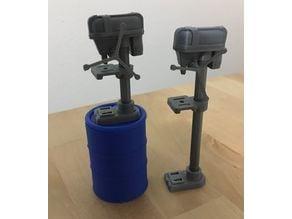"""Drill Presses (3.75"""" scale)"""